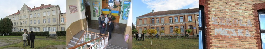 The Ukrainian gymnasium and the Red School
