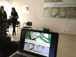 Marla presents the several preservation and education projects of Rohatyn Jewish Heritage