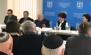 Dr. Aharon Weiss emphasizes the importance of education