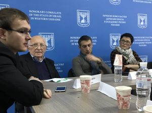 Deputy Mayor Moskalenko outlines Lviv City plans