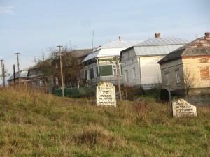 Rohatyn's old Jewish cemetery