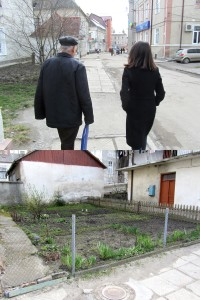 In Rohatyn, April 2011