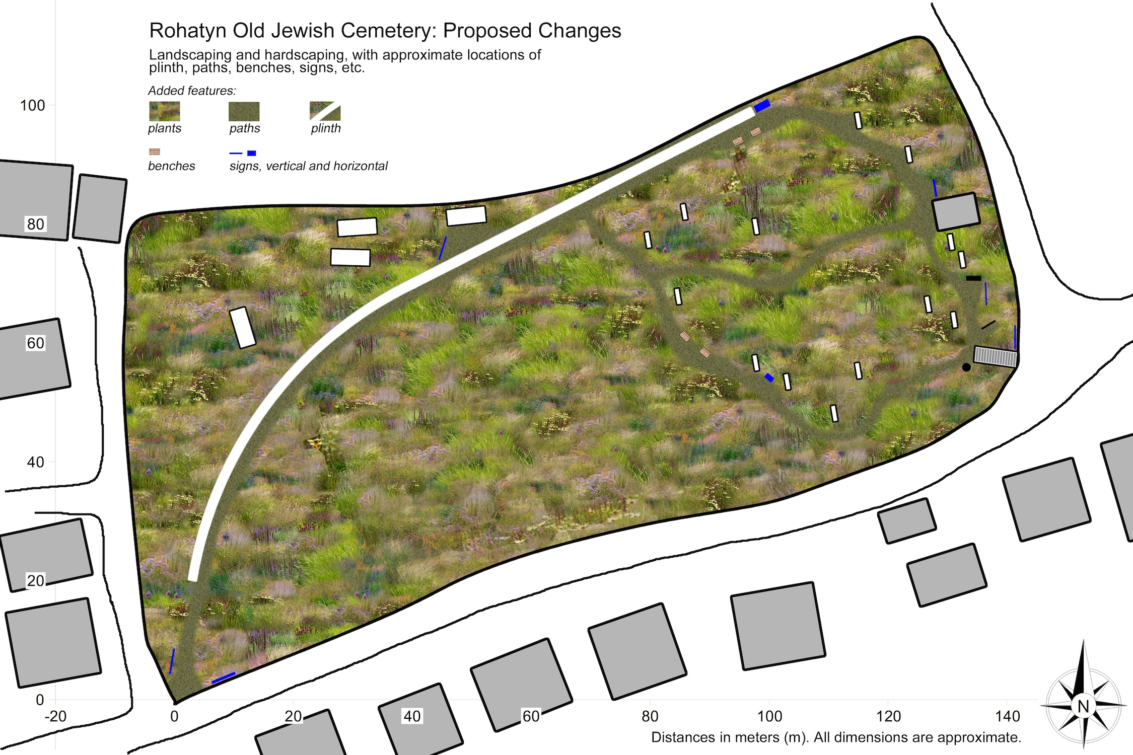 old jewish cemetery rehabilitation project u2013 rohatyn jewish heritage