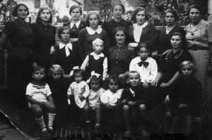Jewish Rohatyners in Cherche, 1938