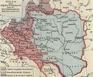 Poland under Jagiełło