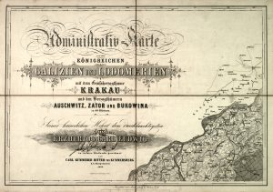 Sheet 1 of the 1855 map series