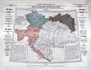 The imperial geological survey plan