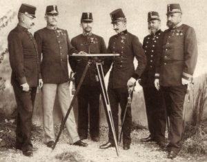 Surveyors of the Austrian Empire