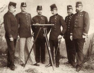 Surveyors of the Austrian Empire