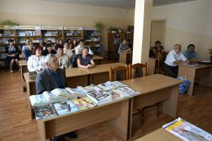 Teachers, librarians, museum directors, and historians