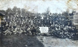 Rohatyn Jewish men deported to Chembar, Russia during World War I
