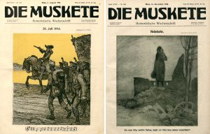 The Austrian view of the war