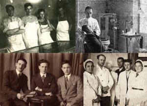 Rohatyn Jews at work