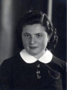 Jack's cousin Clara Glotzer