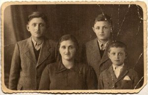 Jack's family in Rohatyn