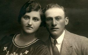Jack's parents Toba and Mayer Glotzer