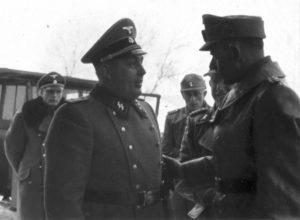 Katzmann behind Krüger