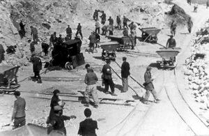 A Jewish slave labor detail
