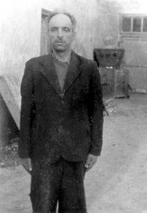 The purported builder of the Rohatyn ghetto bunker