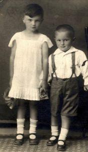 Clara and Izio Altman