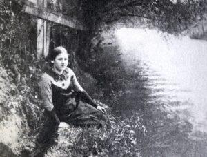 Sheva at the Hnyla Lypa