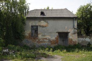 """The building at """"2 vul. Valova"""""""