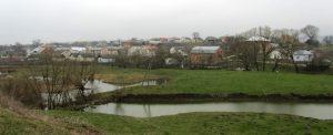 The Babintsi suburb of Rohatyn
