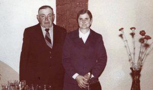 Kazimierz and Maria Bodaszewski