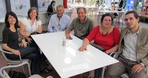 Rohatyners meeting in Córdoba