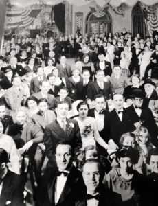 A gala meeting of the Knihynicze Society